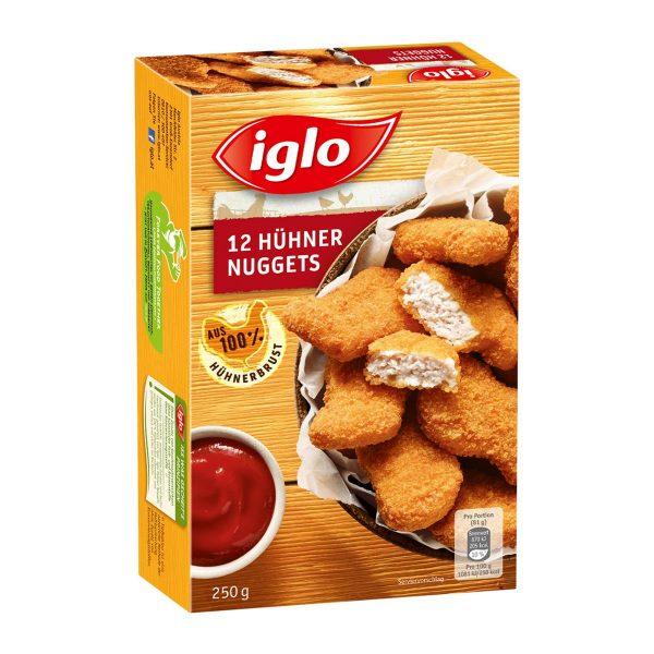 iglo Hühnernuggets
