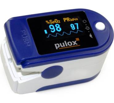 Pulox PO-200 Finger-Pulsoximeter 1