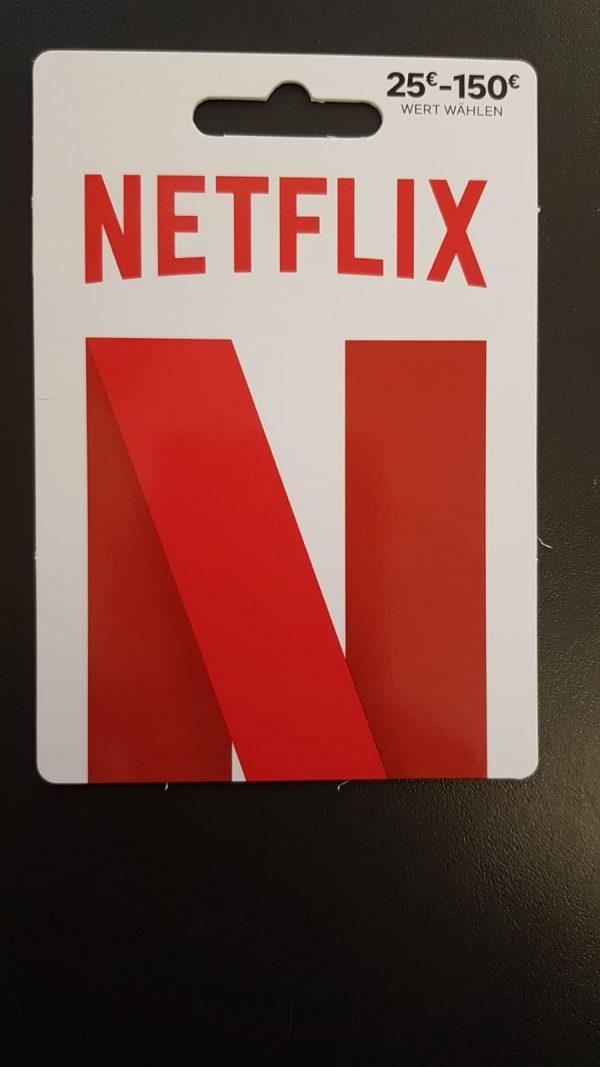 Netflix Gutschein 1