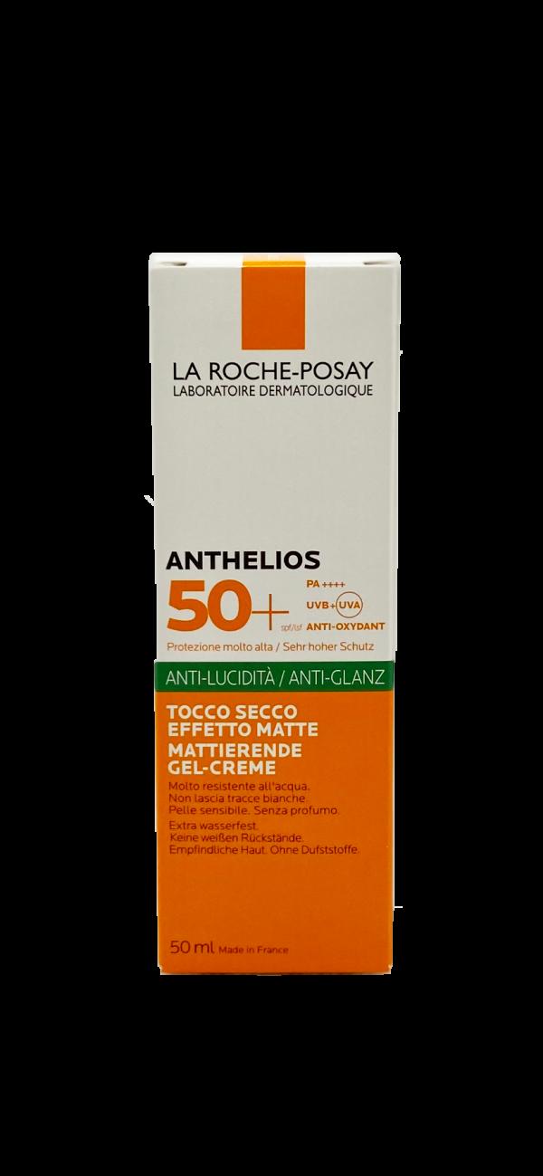 La Roche-Posay Anthelios Mattierende Gel-Creme LSF 50+ 1