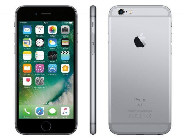 Apple iPhone 6s 32GB Space Grau 1