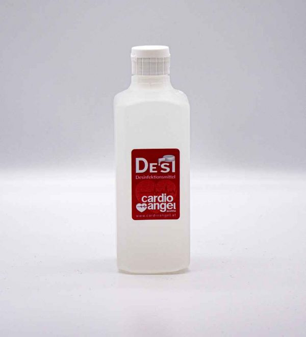 "Desinfektionsmittel ""DESI - CardioAngel"" 1"