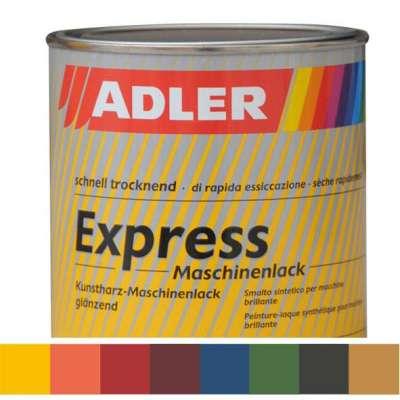 Express-Maschinen -lack Div. Farben 1