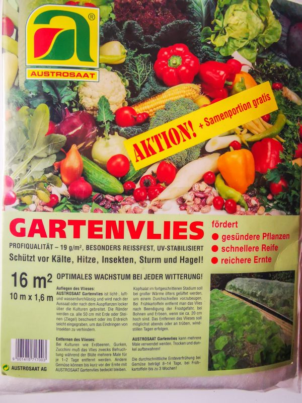 Gartenvlies 1