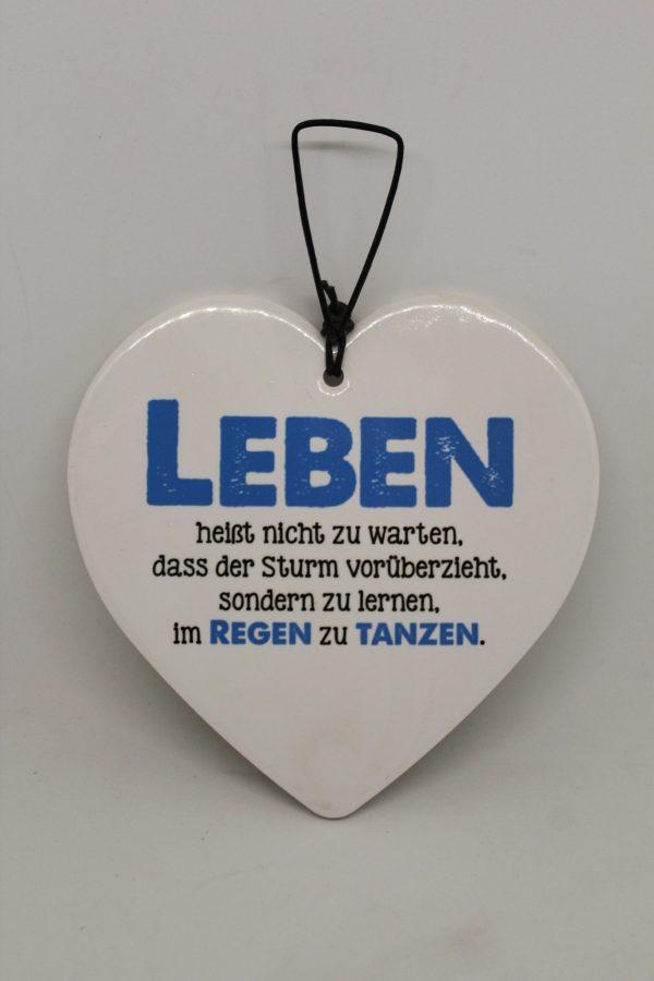 """Wandschmuck """"Leben"""" 1"""