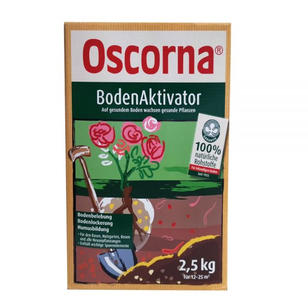 Oscorna Bodenaktivator 1
