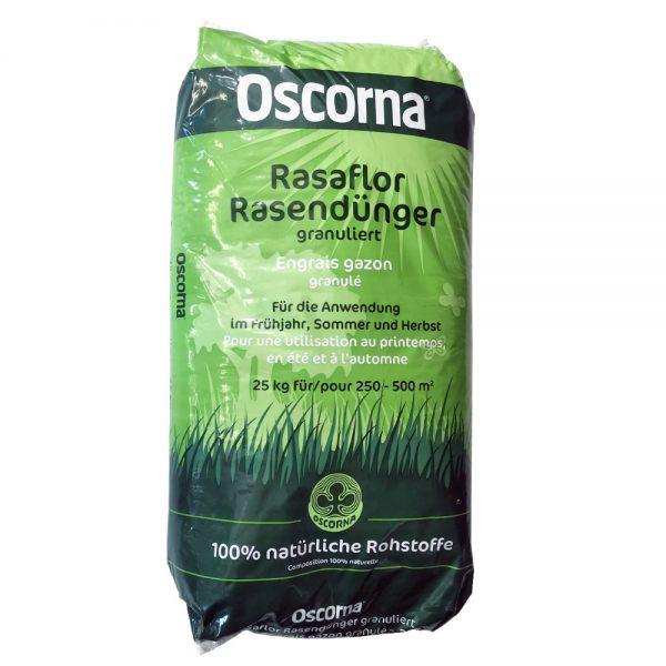 Oscorna Rasaflor Rasendünger Granulat 1