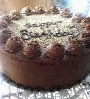 Schokocreme Torte