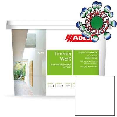 Aviva Tiromin-Weiß Silikatfarbe 1