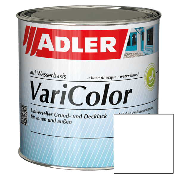 Weißlack ADLER VariColor - Weiß W10 1