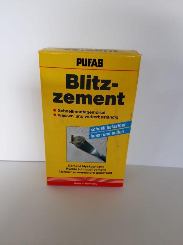 Pufas Blitzzement 1