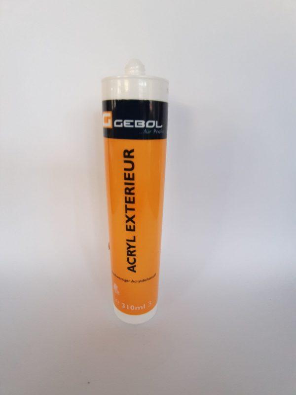 Acryl Exterieur weiss 1