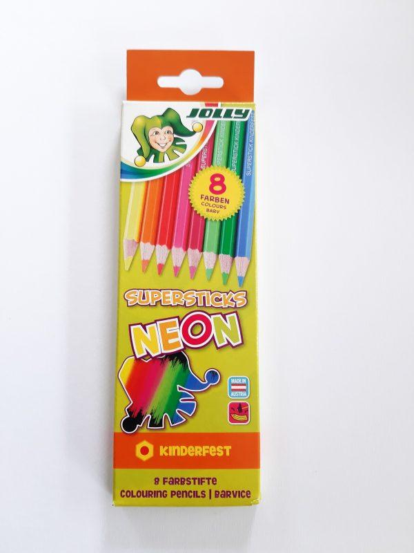Jolly Stifte Neon 1