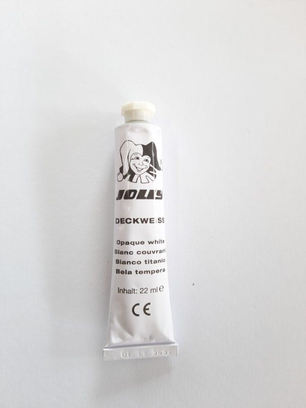 Deckweiss 22 ml. 1