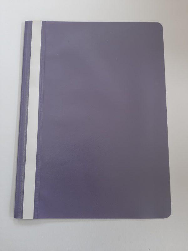 """Schnellhefter """"violett"""" 1"""