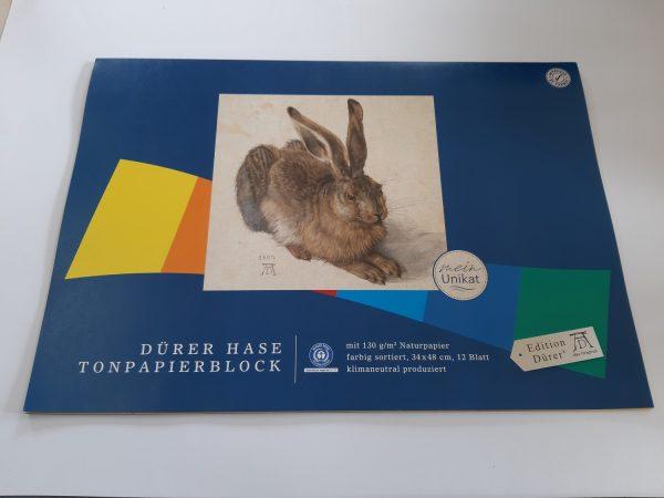 Naturpapierblock A3 1