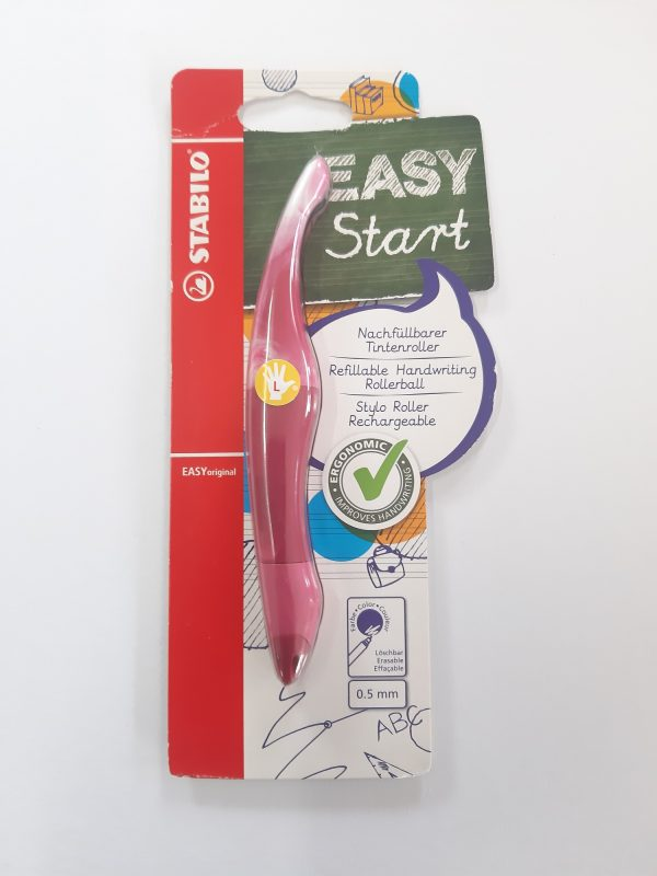 """Easy Start Tintenroller """"rosa"""" 1"""