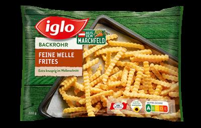 Iglo Feine Welle Frites