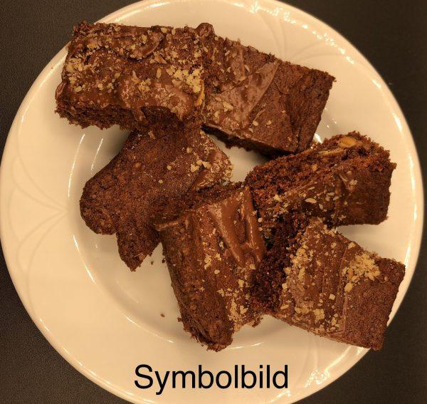 Brownie Würfel