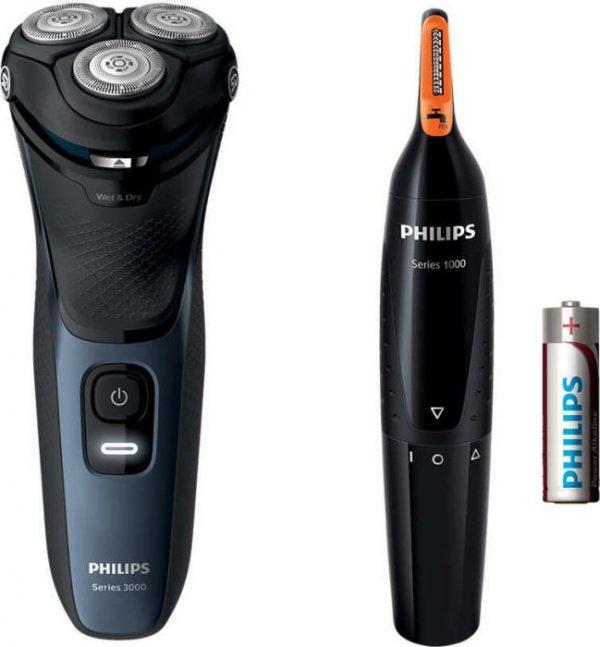 Philips S3134/57 Series 3000 Herrenrasierer 1