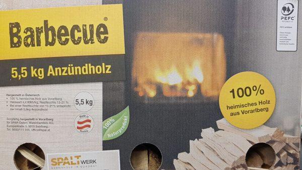 Barbecue Anzündholz 1