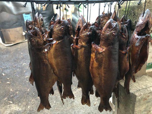 Geräucherter Fisch aus Straßburg 2