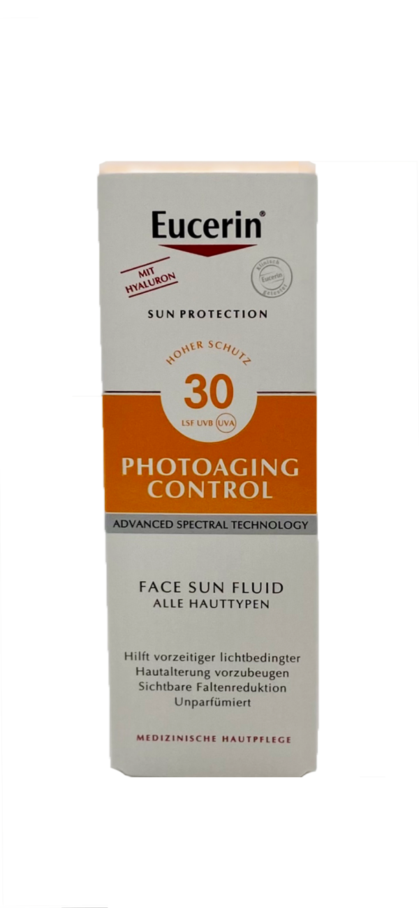 Eucerin Photoaging Control Face Sun Fluid LSF 30 1
