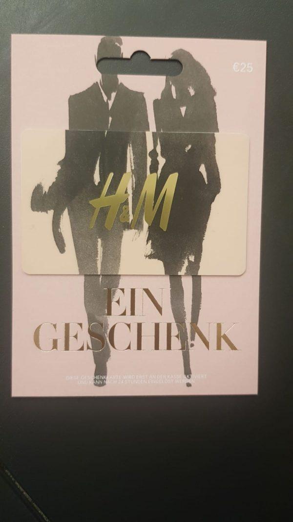 H&M Gutschein 1