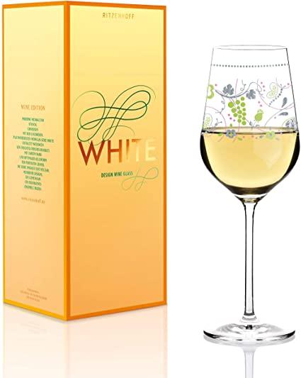 Ritzenhoff Weißweinglas, diverse Muster 2