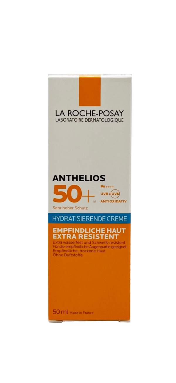 La Roche-Posay Anthelios Hydratisierende Creme LSF 50+ 1