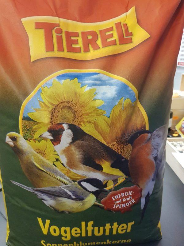 Tierell Vogelfutter 1