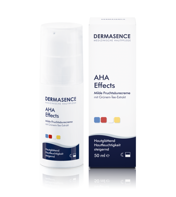 Dermasence AHA Effects 1