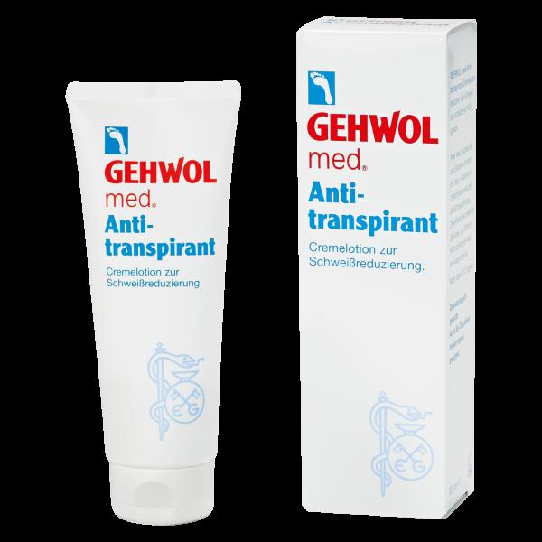 Gehwol med. Antitranspirant 1