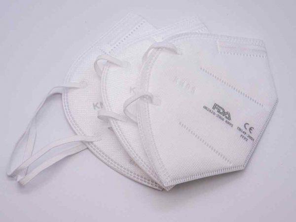 Atemschutzmasken 3er-Packung FFP2 2