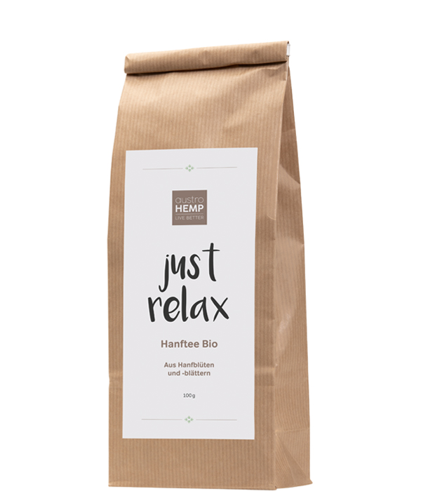 AustroHemp Just relax Tee 1