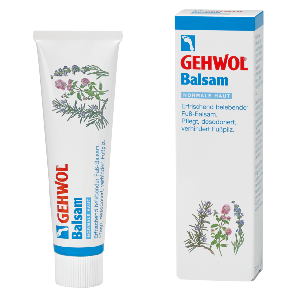 Gehwol Balsam normale Haut 1