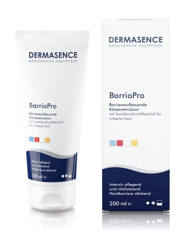 Dermasence BarrioPro Körperemulsion 1