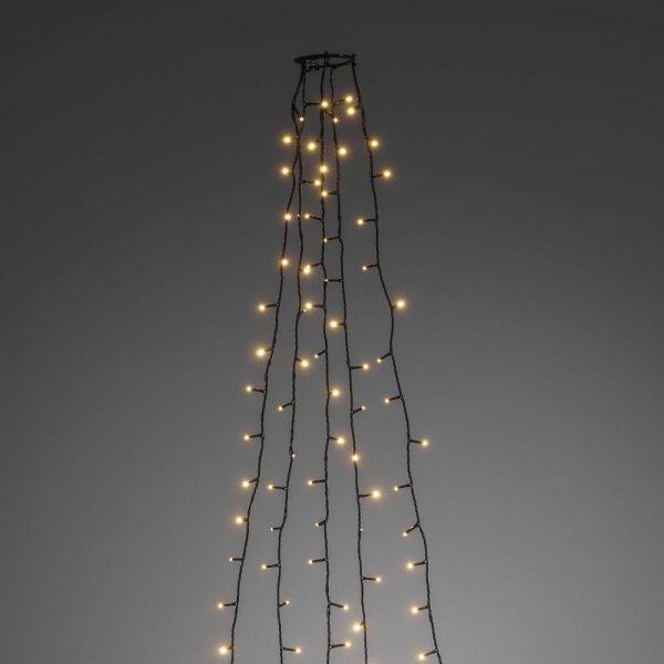 Konstsmide LED-Weihnachtsbeleuchtung 150 LEDs 1