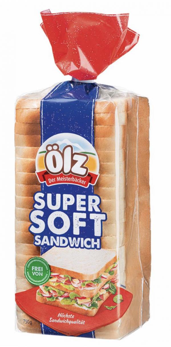 Ölz Super Soft Sandwich