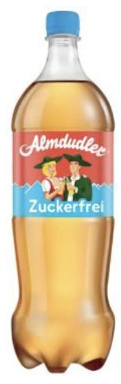 Almdudler Alpenkräuterlimonade Zuckerfrei, 1,5L