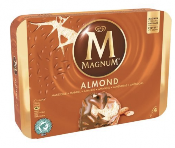 Magnum Eis Mandel 1