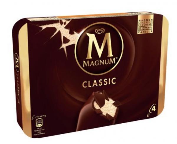 Eskimo Magnum Classic 4 Stück