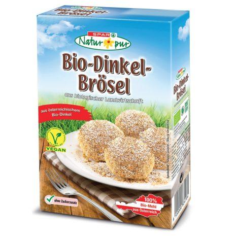 Bio Dinkel Brösel 1