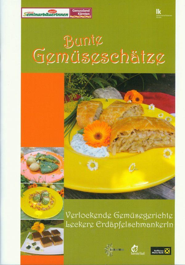 Seminarbäuerinnen - Bunte Gemüseschätze 1