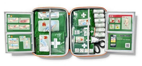 First Aid Burn Kit 2