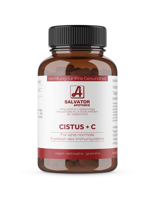 Cistus + C 1