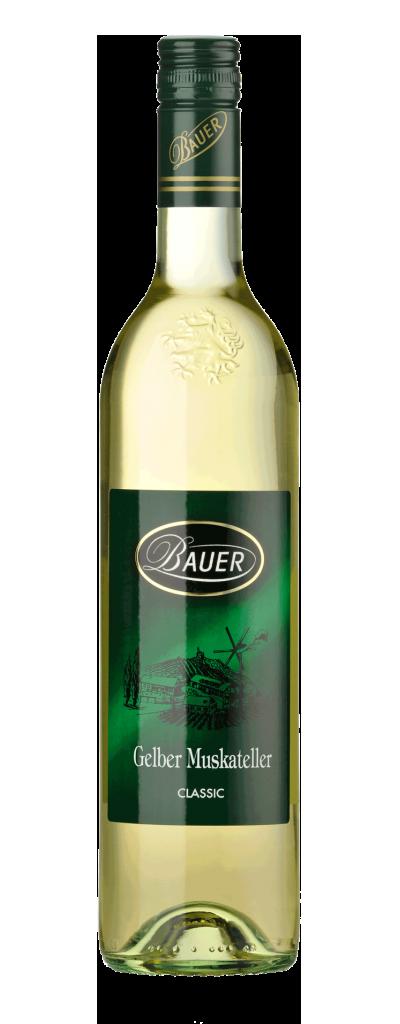 BAUER, Gelber Muskateller, Gamlitz, 2019 1