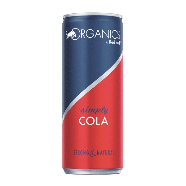 ORGANICS by Red Bull SIMPLY COLA 1