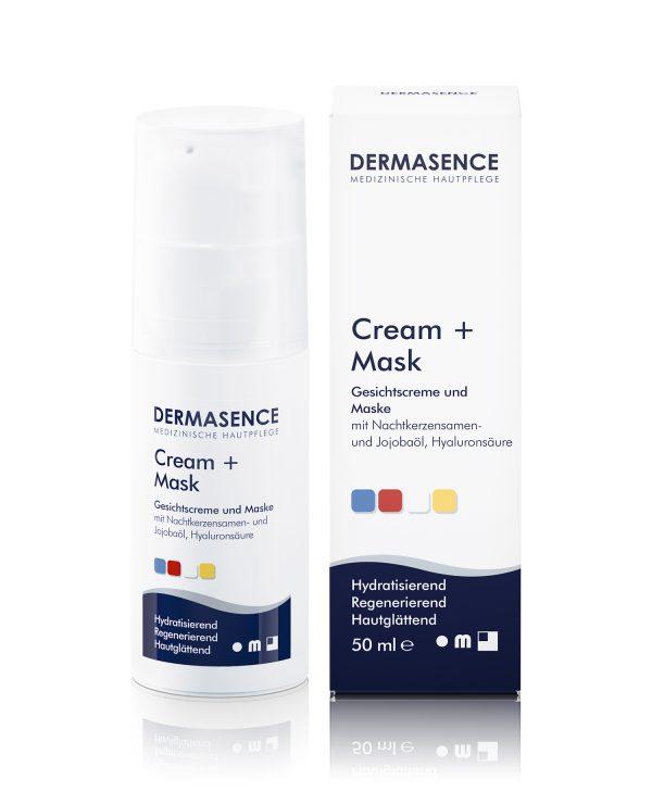 Dermasence Cream + Mask 1