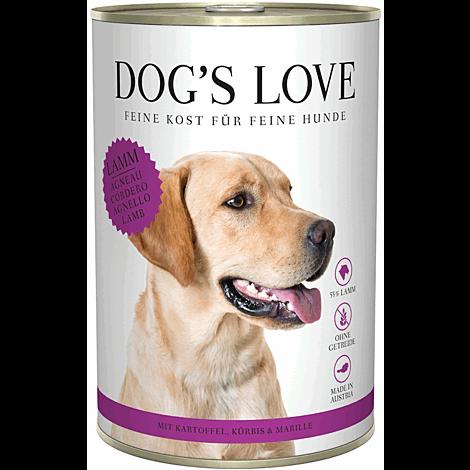 DOGS LOVE Lamm 1